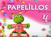 PAPELILLOS (4 años)