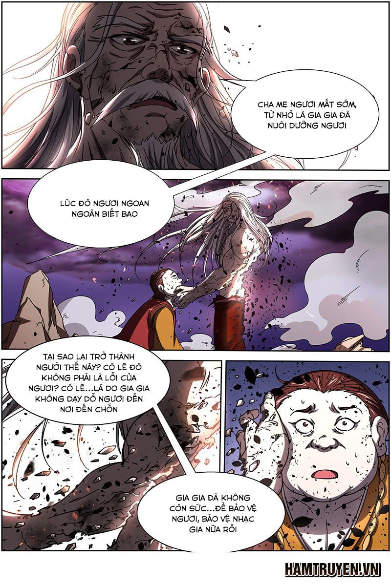 Ngự Linh Thế Giới - Chap 234