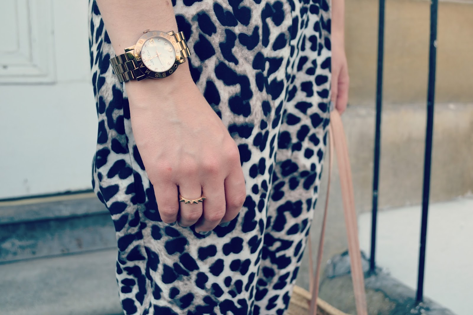 marc jacobs watch whistles spike ring