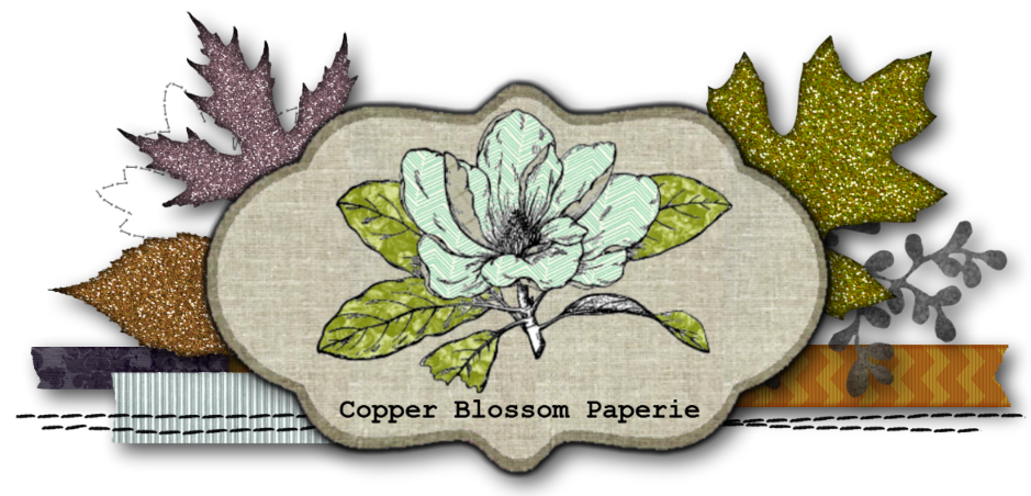 Copper Blossom Paperie