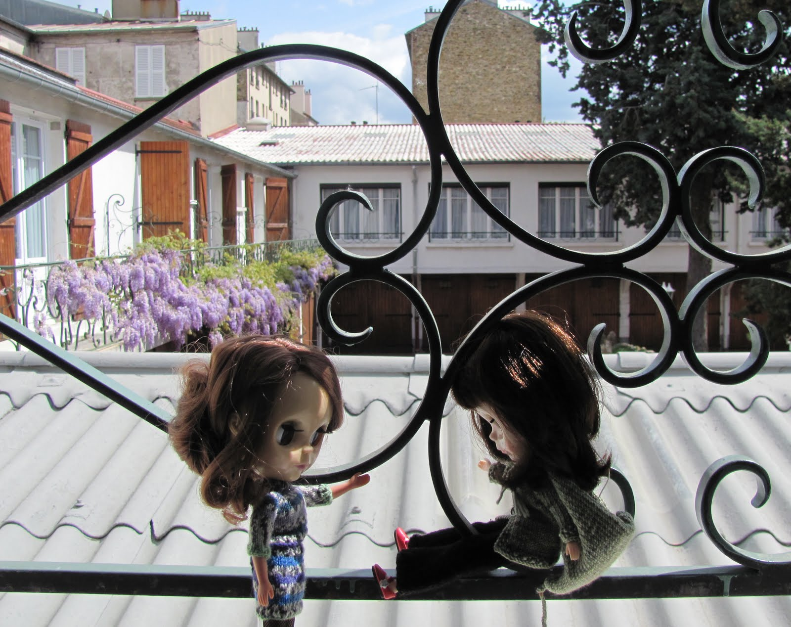 blythe dolls 39 bon voyage from brussels to versailles. Black Bedroom Furniture Sets. Home Design Ideas
