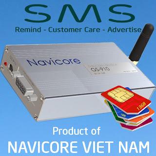 GS-910 Thiết bị gửi tin nhắn SMS Marketing hàng loạt và chăm sóc khách hàng tự động