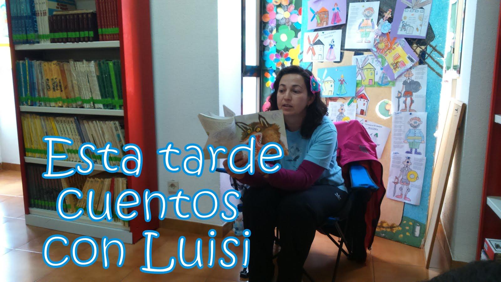 LUISI NOS CUENTA CUENTOS, 2016