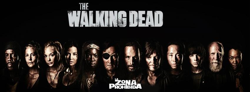 LA ZONA PROHIBIDA: THE WALKING DEAD 4 Temporada \