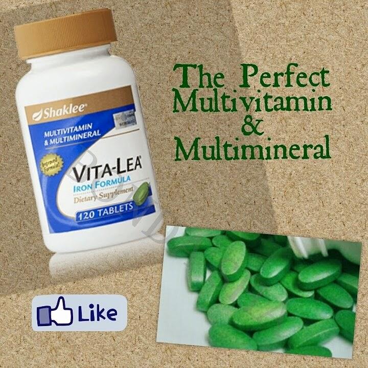 Vitalea Iron formula