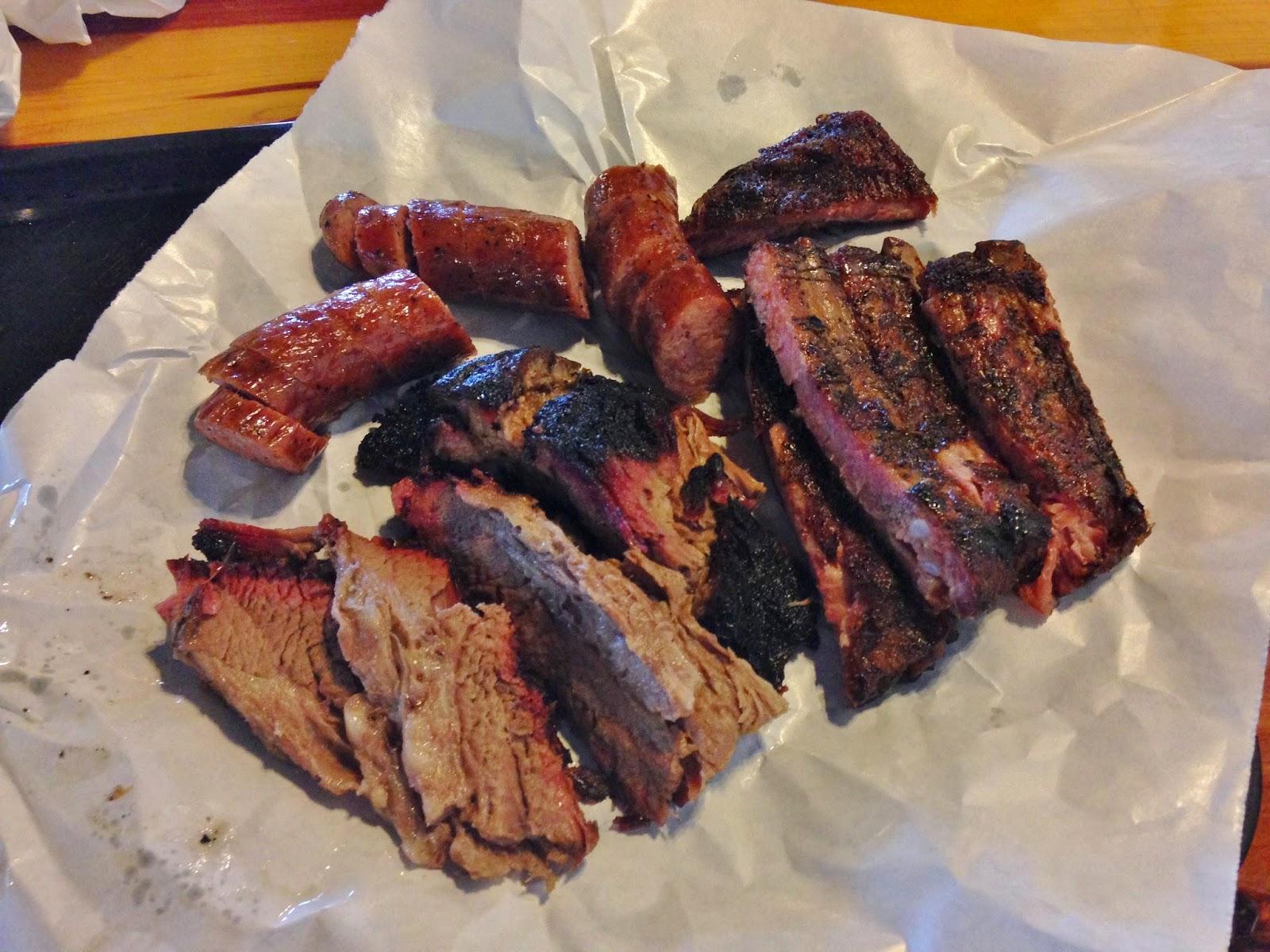 Opie's BBQ: Brisket, Pork Ribs, Sausage