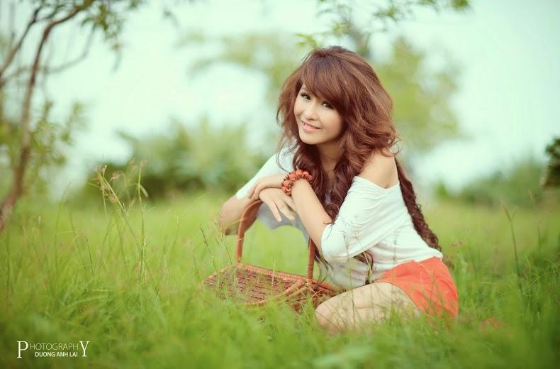 Album ảnh đẹp girl xinh Việt Nam - Ảnh 09