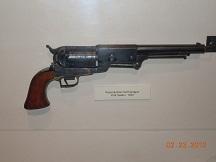 1843 colt pistol