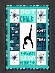 For My Fellow Gymnastics Moms