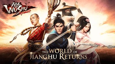Download Age of Wushu Dynasty v1.3 Mod Apk (Mega Mod) 1