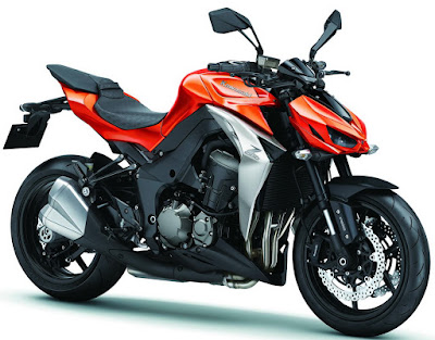 News Kawasaki Z1000 Motorcycle Design