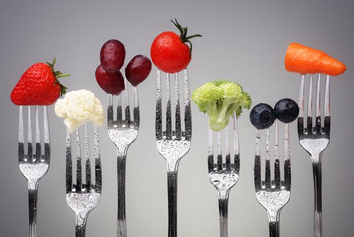 Alimentos naturais ajudam a concertar o metabolismo hormonal