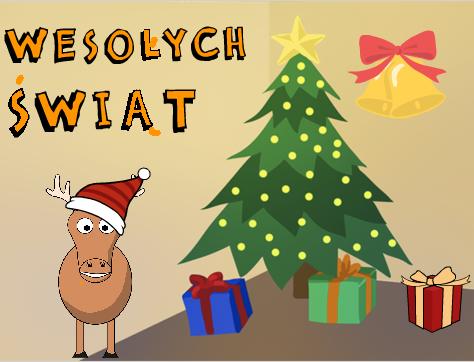 Multimedialna kartka świąteczna