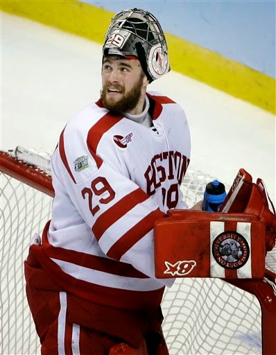 NCAA: National Championship Game Put Focus On Goaltending