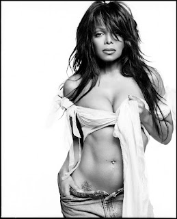 Janet Jackson Tattoos - Female Celebrity Tattoo Pictures