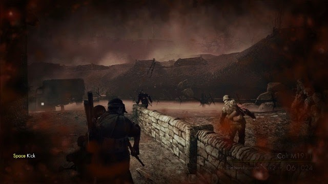 Sniper Elite Nazi Zombie Army 2 PC Games