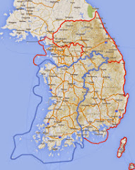 Daejeon Mission Boundaries