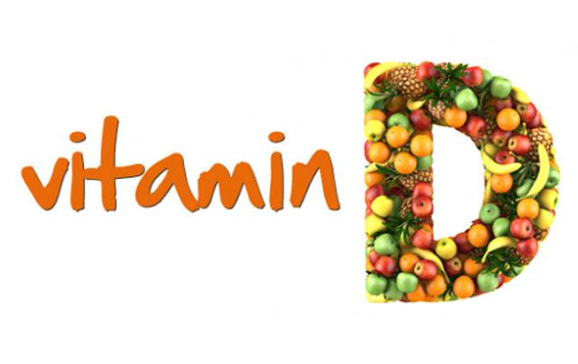 Sumber vitamin D makanan