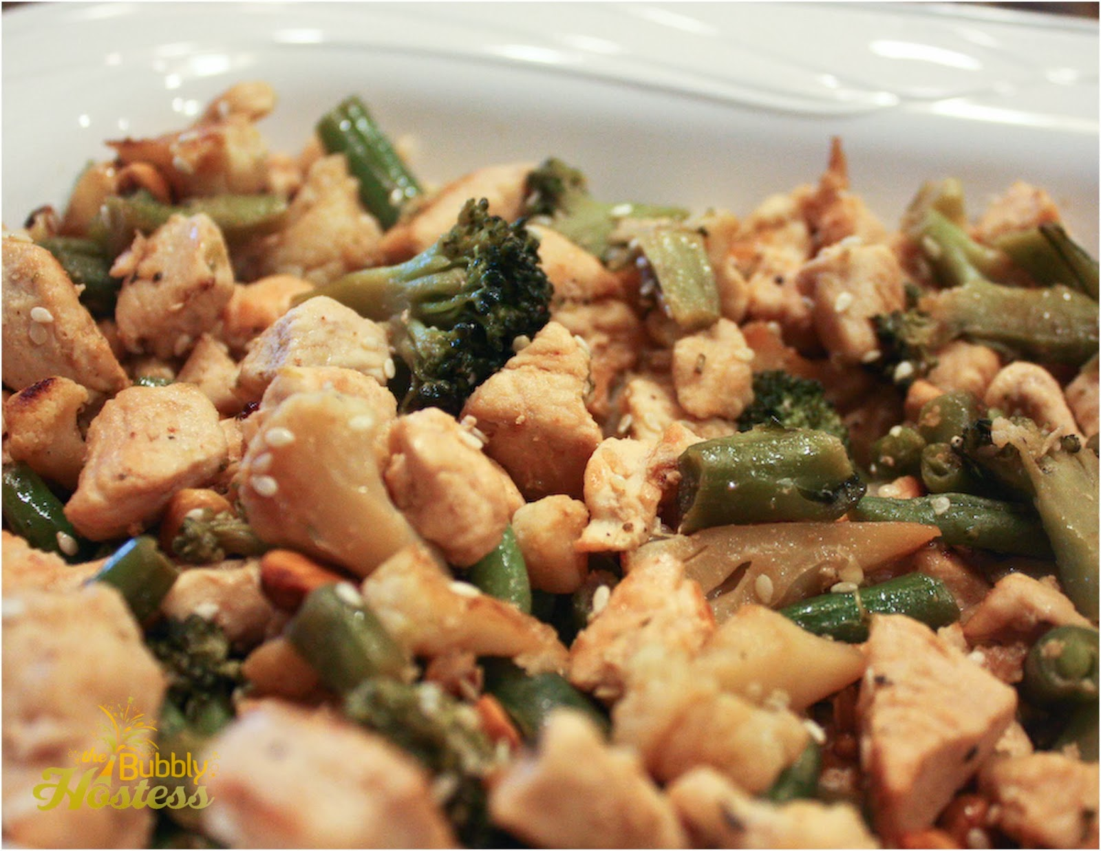 how to use a wok soy chicken