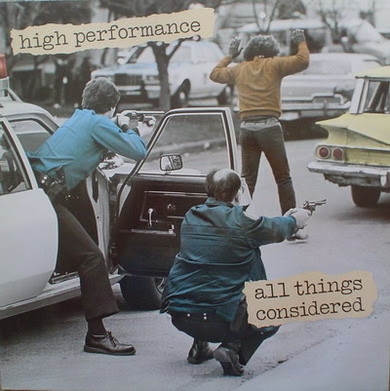 High Performance – All Things Considered (1990, Vinyl, 192)