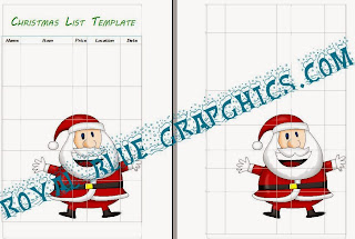 Royal Blue Graphics Internet Promotion Support Word Document