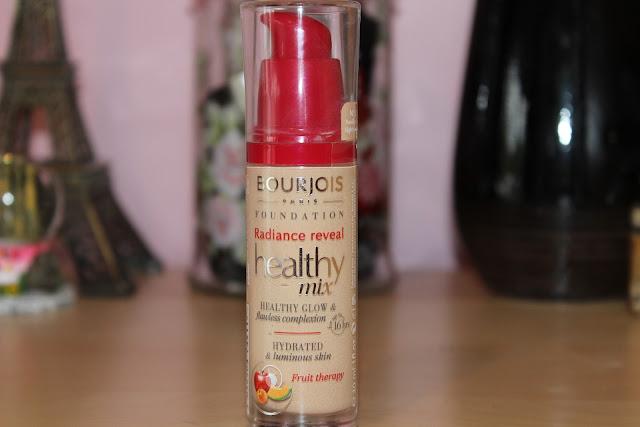 Bourjois Healthy Mix Radiance Reveal Foundation