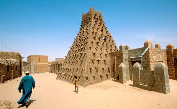 Timbuktu Mercusuar Islam Yang Hilang Di Afrika Barat