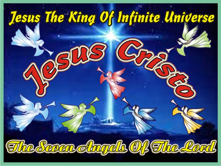 Jesus Christ The King Of Infinite Universe