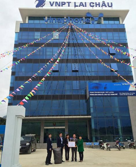 Cap quang VNPT Lai Chau