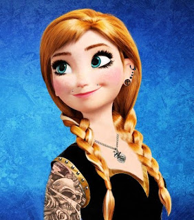 Disney Anna Frozen wallpaper