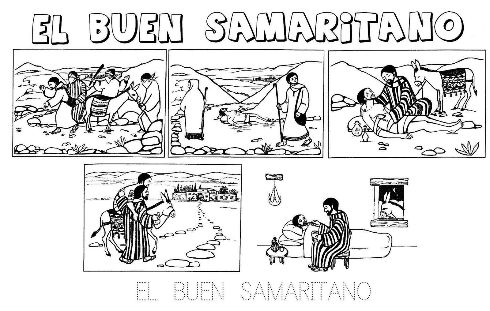 Buenos Amigos: El Buen Samaritano