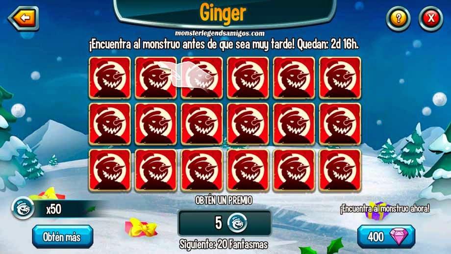 imagen del quinto puzle de la isla navidad de monster legends