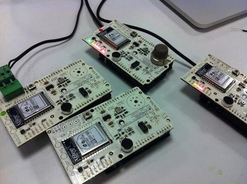 photo of sensors