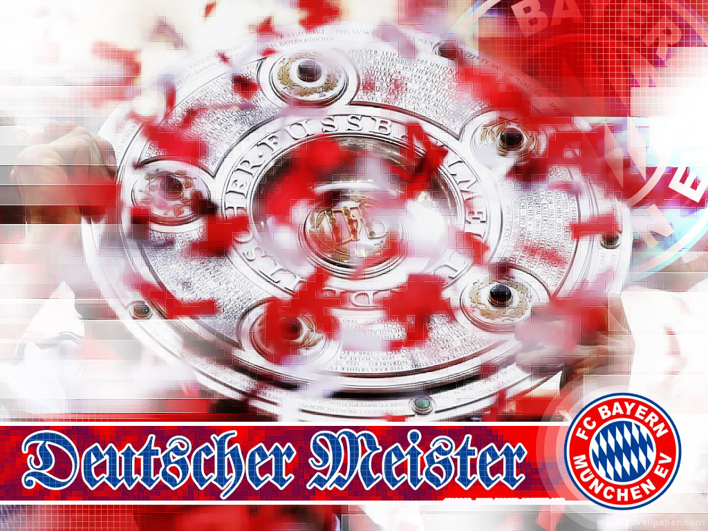 Football: Bayern Munich Logo 2013 HD Wallpaper