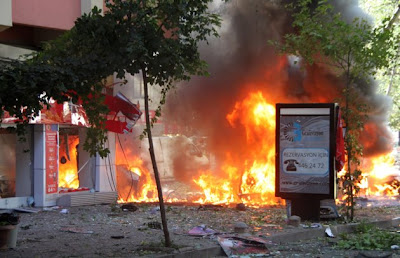 Bomb Blast in Turkish capital