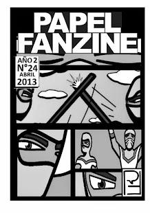 PAPEL FANZINE N° 24