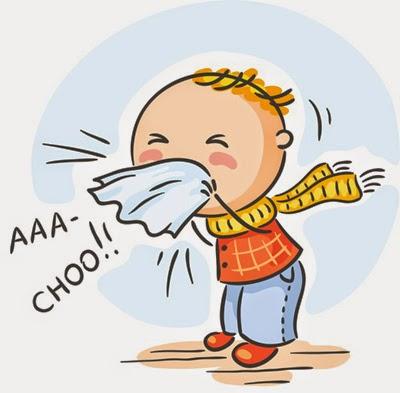 Menyembuhkan Flu Tanpa Memakai Obat