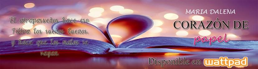 Corazón de Papel - Porque a veces, la oscuridad puede mostrarnos el camino hacia la luz.