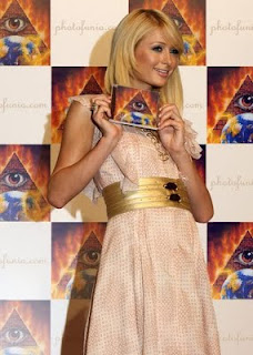 Top Illuminati Hot Celebrities Exposed ParisHilton_Illuminati