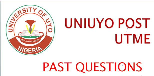 uniuyo post utme past question papers