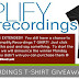 FREE SIMPLIFY RECORDINGS T-SHIRT GIVEAWAY!