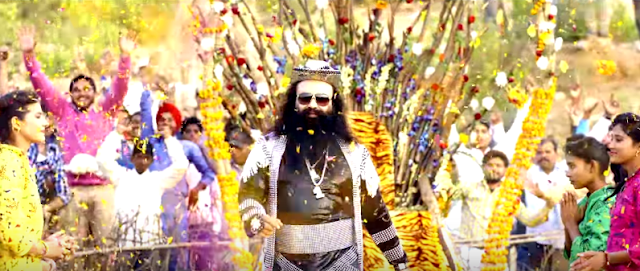 MSG 2 The Messenger 2015 Full Hindi Movie Download 3gp Mp4 DVDRip