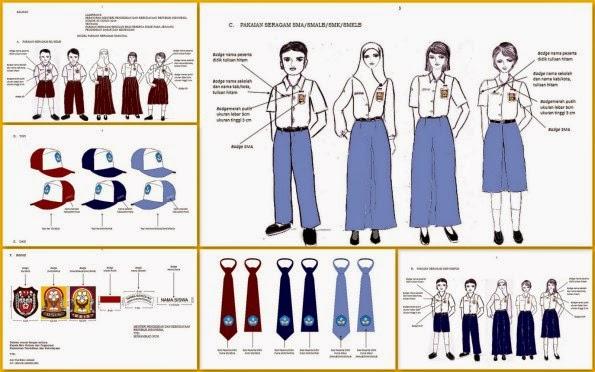 Permendikbud Nomor 45 Tahun 2014 Tentang Pakaian Seragam Sekolah Bagi Peserta Didik