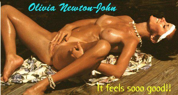 Nude olivia newtonjohn