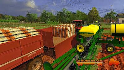 Carreta Triton farming 2015