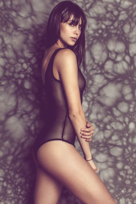 nando esparza fotografia mulheres modelos sensuais seminuas peitos Talita