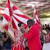 Salgueiro - Copa do Samba chega às quartas de finais