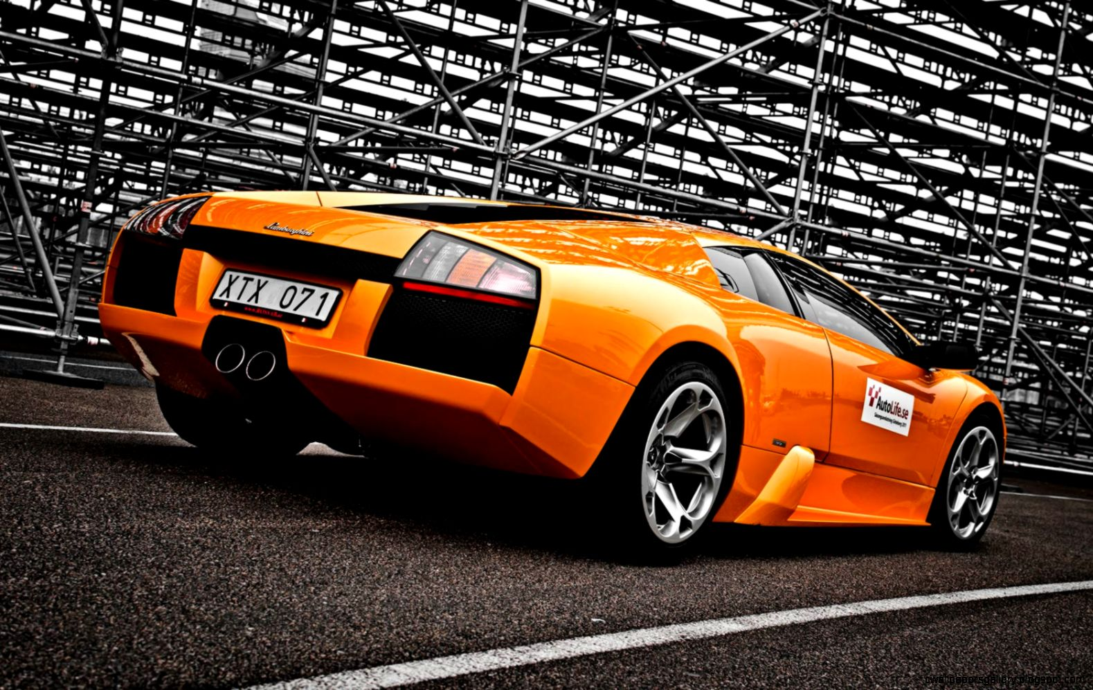 Full HD Lamborghini Murcielago Wallpaper  Full HD Pictures