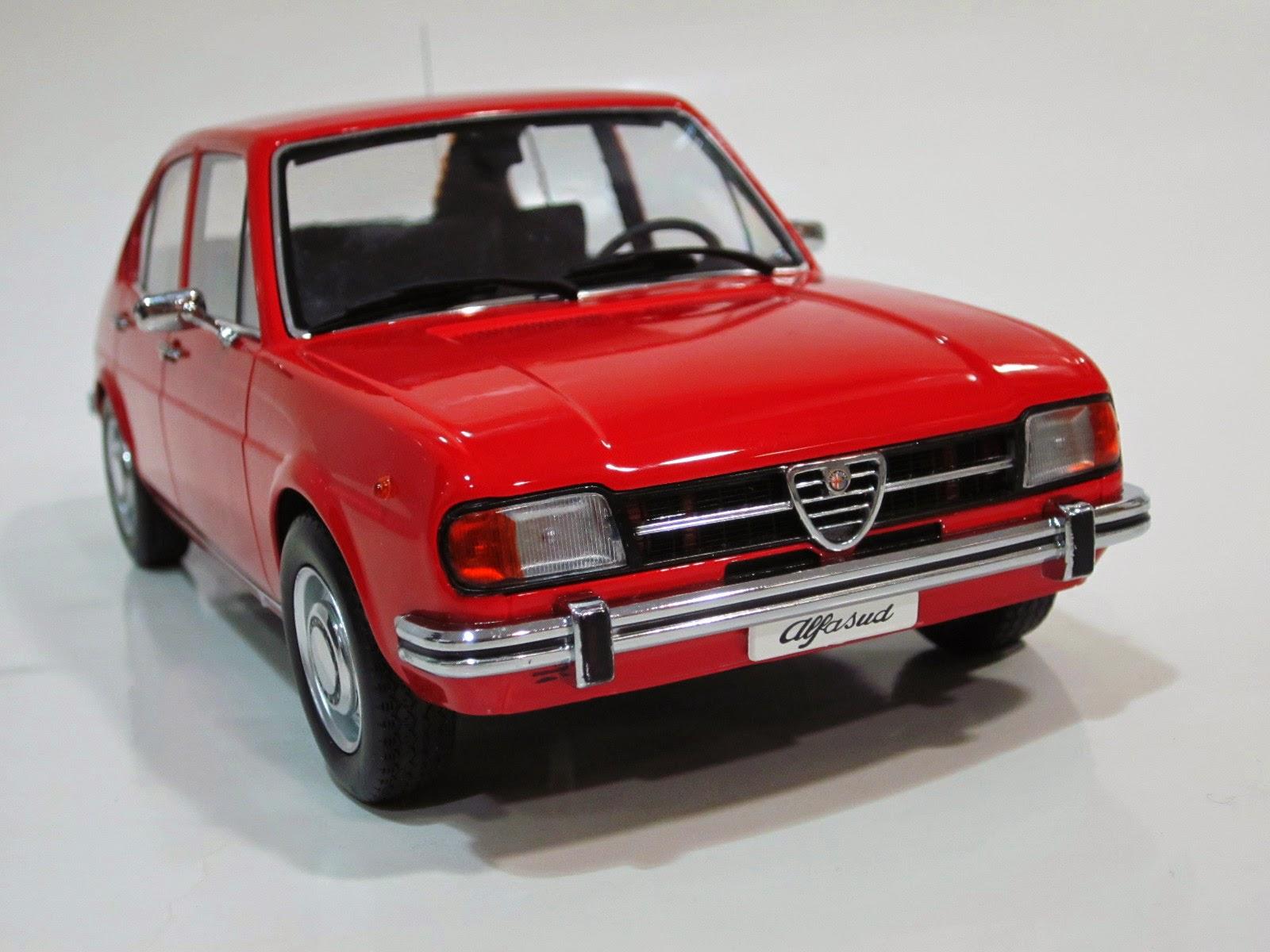 Alfa Romeo Alfasud 1.3 - KK-Scale