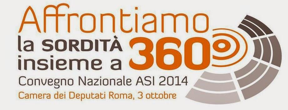 Convegno nazionale sulla sordit roma 3 ottobre 2014 for Camera dei deputati roma